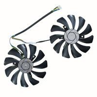 Card Cooling Fan For MSI GeForce GTX 1050 Hurricane GTX 1060 Hurricane 6G GDDR