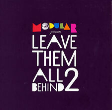 Modular Presents Leave Them All Behind 2 - Various Artists   ** NEW 2CD SET **