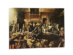 Ronnie Wood Beggars Banquet Print Of Art Rolling Stones Limited Edition Super SO