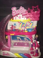 Lot Of Barbie My Fab Workout Gym Studio Blip Squinkies 21 Rings Carriage & More