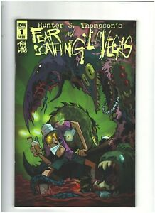Fear and Loathing in Las Vegas #1 NM- 9.2 IDW Comics Hunter S. Thompson