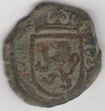 1625 SPAGNA Filippo IV BURGOS 8 MARAVEDIS   monete europee   pochi centesimi 2 LIBBRE