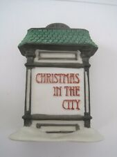 Department 56 Christmas In The City Figurine Gate