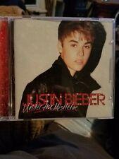Under the Mistletoe by Justin Bieber (CD, Oct-2011, Island (Label))