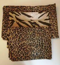 Ralph Lauren Tiger Leopard Print Aragon Duvet Cover Three Pillowcases Made UK