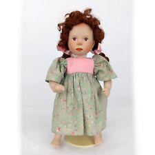 Franklin Mint Heirloom Days of the week Dolls Wednesdays Child Wendy by Natterer