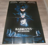 A0 FILMPLAKAT - BATMANS RUCKKEHR - Danny De Vito, Michelle Pfeiffer ,M Keaton