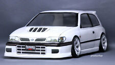 PAB-112 Pandora 1/10 RC Drift Car Body Set Nissan Pulsar GTI R WRC Rally JDM
