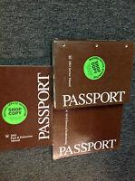 2001 Honda Passport & Rodeo Service Repair Shop Manual Set W ETM & Fuel Emission