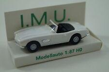 I.M.U. Modellauto 1:87 H0 BMW 507 Cabrio