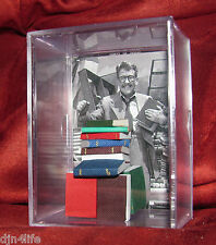 """~The Twilight Zone""""Time Enough At Last"""" *Henry Bemis* Collectible Unique Display"""