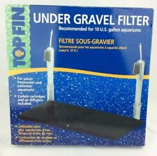 Top Fin Topfin Under Gravel Filter 10 Gallon New Old Stock Hard To Find 37.9 L