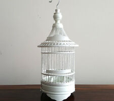 Birdcage, handmade, weddings, events, white, candle holder, decoration, decor