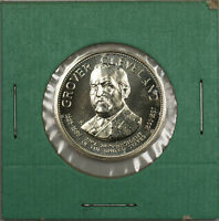 Grover Cleveland Presidential Commemorative Sterling Silver Medal