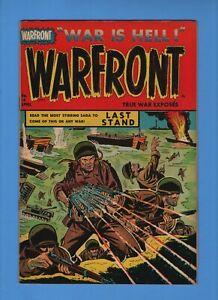 Warfront #14 1953 - Korean War, Harvey Warehouse Find - High Grade