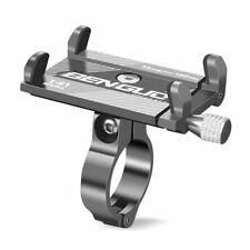Aluminum Bicycle Holder Alloy Motorcycle Bike Handlebar Cell Phone Gps Mount Usa