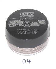 LAVERA NATURKOSMETIK ***Natural Mousse*** Make-Up, 04 Almond, NEU !!!