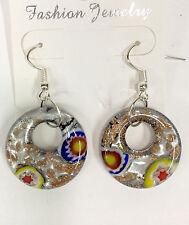 Kaleidescope Psychedelic Earrings