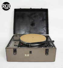 RCA MI-12800-B turntable 16 inch platter & tone arm  (Worldwide Shipping)