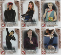 2018 Topps Winter Olympics Team USA - BRONZE Cards - Choose #'s US 1-48 USA 1-45