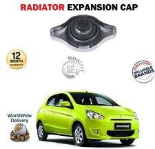 FOR MITSUBISHI MIRAGE 1.0 1.2 MIVEC 2012->NEW RADIATOR EXPANSION TANK CAP