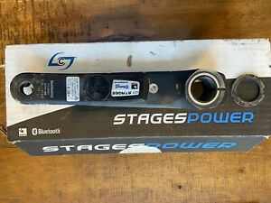 Stages Cycling Power Meter Shimano XTR FC-M980 175mm