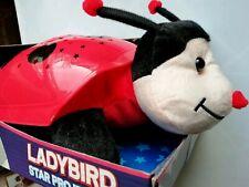 Lottie Ladybird Star Projector Kids Starry Night Bedroom Light night light