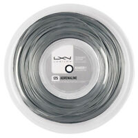 Luxilon Adrenaline 16L 1.25mm Tennis String - 200M Reel