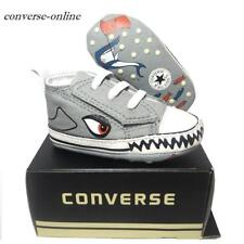 Converse Baby Booties with Laces