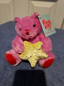 Dan Dee Teddy Bear Plush Stuffed Animal