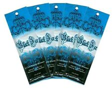 5 Packets of Black Ice Cool Natural Bronzer Tanning Lotion by Ultimate