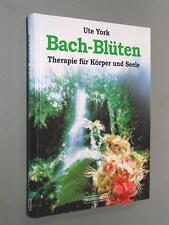 Bach-Blüten, Therapie für Körper und Seele, Ute York I Gebundene Ausgabe