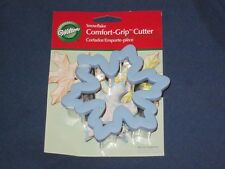 Wilton Comfort Grip Snowflake Cookie Cutter Snow Flake NWT New HTF