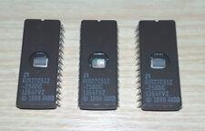 AMD AM27C512 250DC 512Kilobit (64 K x 8-Bit) CMOS erasable Vintage EPROM CHIP