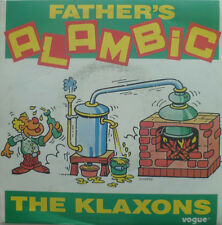 "7"" INSTRUMENTAL RARE! KLAXONS : Father´s Alambic /VG++"