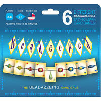 New In Box HL Games Beadecked Beadazzling Card Game