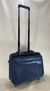 "Briggs & Riley MRH531 Huntington Rolling Brief Black 16"" Wheeled CarryOn Luggage"