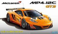 Fujimi RS-44 McLaren MP4-12C GT3 1/24 scale kit