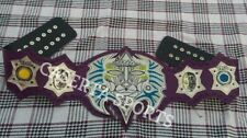 TNA Jeff Hardy Immortal Championship Title Belt Brass Metal 2MM Chrome Plated
