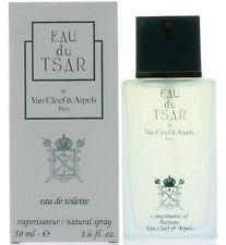Eau De Tsar by Van Cleef & Arpels for Men EDT Cologne Spray 1.6 oz.-Tester NEW