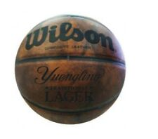 Wilson Dick Yuengling Lager Beer Autograph Basketball Americas Oldest Brewery