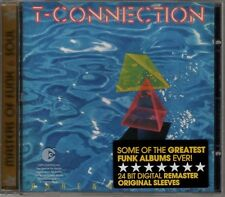 T-Connection - Pure & Natural (1982) CD Rare OOP (EMI - 72435787712)