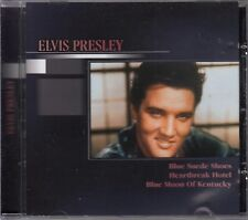 ELVIS PRESLEY - Time Music CD (20 tracks) : I Forgot To Remember To Forget