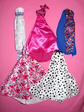 """Integrity Fashion Royalty - Lot of 12"""" Poppy Parker Fashion Doll Clothes Dresses"""