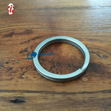 EDC Matte Ti Titanium Key Chain Key Ring Split Ring Size L 32mm 1.2''
