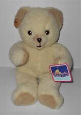 "Vintage Snuggle Fabric Softener 15"" Plush Teddy Bear 1986 Russ Lever Brother Tag"