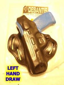 LEFT 001-R1 DeSANTIS Speed Scabbard Gun Holster for S&W M&P .45