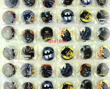 Lot 48Pcs Batman Badge 30MM Button Pin Children Patry Gift Wholesale