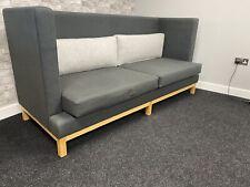 High Back Compact Sofa Booth , Executive Range