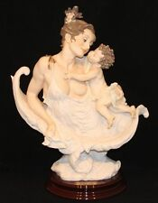 Giuseppe Armani Florence Art Sculpture Perfect Love 0652F 652F Mother and Child